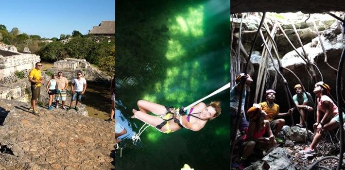 Itinerario del Viaje y Actividades Diarias Riviera Maya