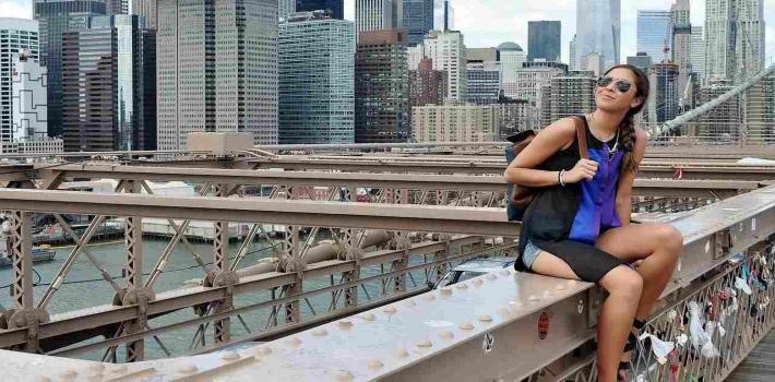 Viaje single a Nueva York
