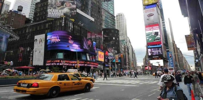 Solteros en New York