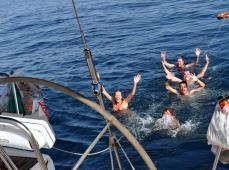 Navegación en Velero