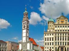 España-Múnich-Augsburg