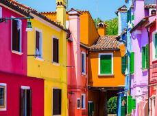 Burano y Murano-Venecia