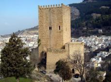 Castillo de La Yedra, Cazorla