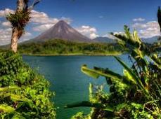 El Parque Volcán Arenal