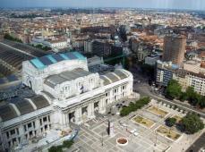 España - Milán