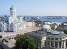 Helsinki, Tallin