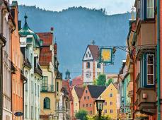 Múnich-Füssen-Innsbruck