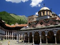 Monasterio de Rila-Sofía