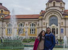LLegada a Sofia