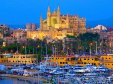 Navegaremos de Palma de Mallorca a Ibiza