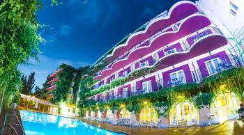 Hotel Los Ángeles, Granada