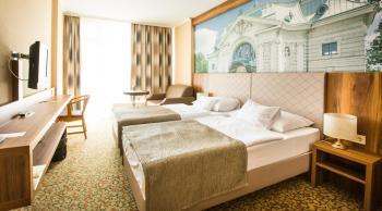 Hotel en Kecskemét
