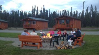 Alojamiento en Alaska
