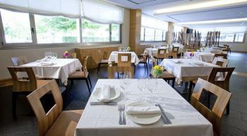 Attica 21 As Galeras restaurante