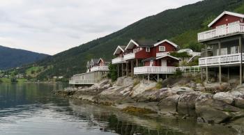 Cabañas en Noruega