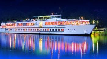 Crucero fluvial París Superior