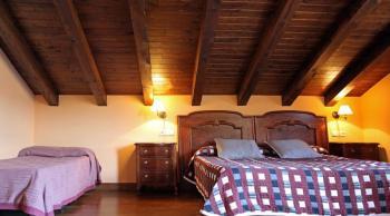 hostal habitación