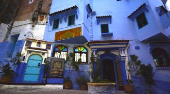 Hotel en Marruecos