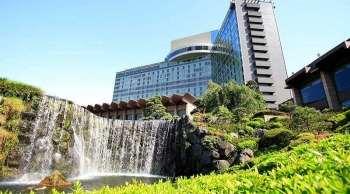 Hotel New Otani the main