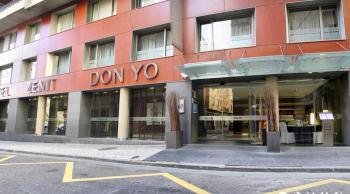 Hotel Don Yo Zaragoza