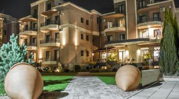 Hoteles en Serbia