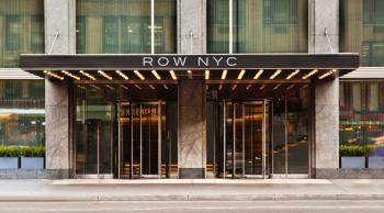 Hotel Row NYC