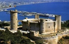 Mallorca, Castillo Bellver
