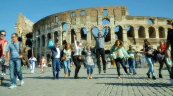 Solteros Viajeros en Roma