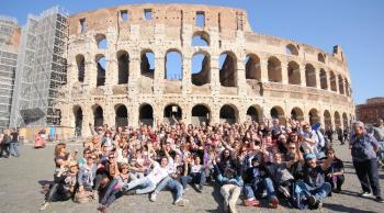 Grupo Solteros Viajeros en Roma