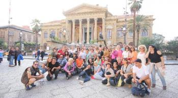 Solteros Viajeros en Italia