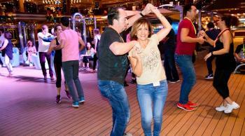 el crucero del baile
