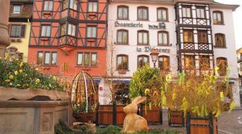 Obernai, Alsacia Francesa