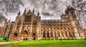Londres, Abadía Westminster