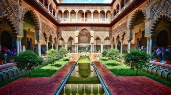 Reales Alcázares, Sevilla