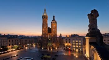Basíica Santa María, Cracovia