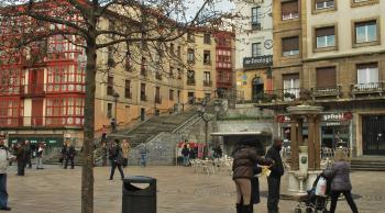 Plaza Unamuno