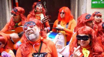 Chirigota carnaval Cádiz