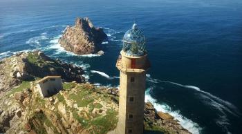 Costa da Morte en Galicia