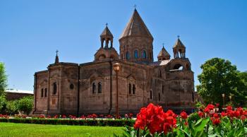 Armenia Echmiadzin