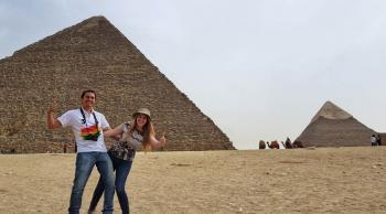 Tierra de faraones