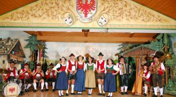 Espectáculo Tirolés