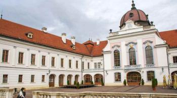 Palacio de Gödöllö