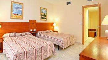 Hotel Plaza Suites Peñíscola