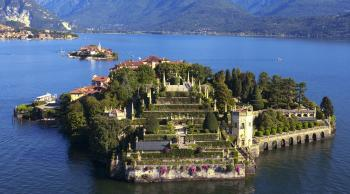 Isola Bella, Italia