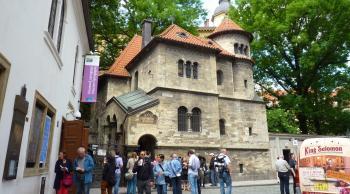Barrio judío, Praga