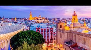 Panorámica Sevilla
