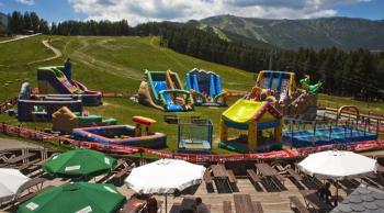 Andorra parque infantil