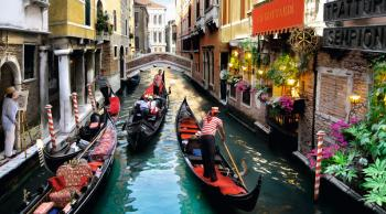 Dolomitas-Venecia
