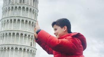 Toscana con adolescentes