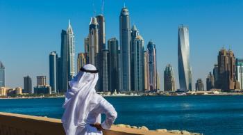 Dubai complejo palmera